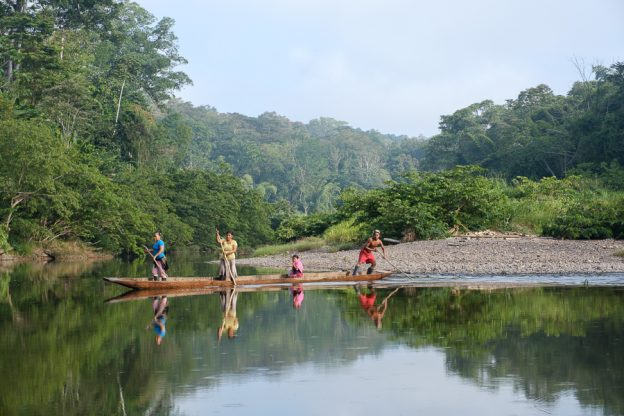 Nicaragua 23-015 River travel Bosawas Biosphere Reserve, Credit - Braden Gunem