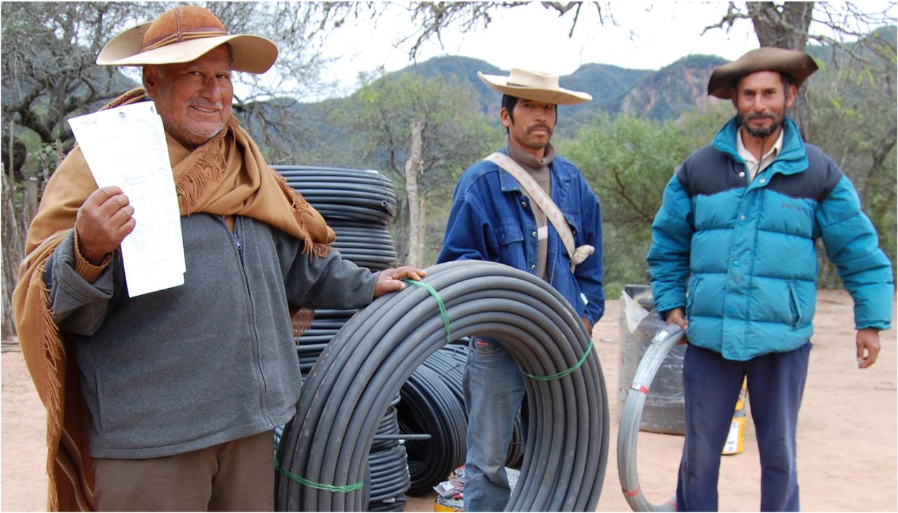 Bolivia 21-008 Compensation in the Chaco, Credit - Natura Bolivia
