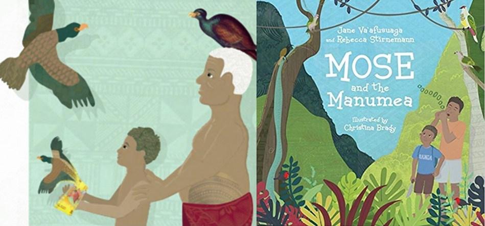 Mose and the Manumea